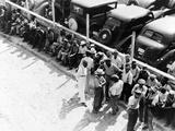 Memphis: Unemployed, 1938 Photographic Print by Dorothea Lange
