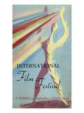 Cannes Film Festival, 1946 Giclee Print