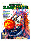 National Lampoon, July 1978 - 100th Anniversary Issue Giclee Print