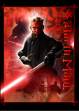 Star Wars-Darth Maul Pósters
