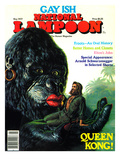 National Lampoon, May 1977 - Gay Ish, Queen Kong Prints