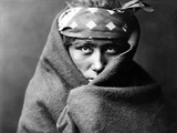 Navajo Boy, C1904 Photographic Print by Edward S. Curtis