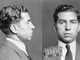 Charles 'Lucky' Luciano Photographic Print