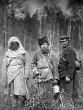 Russia: Convicts, C1885 Photographic Print