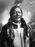 Dakota Sioux, C1891 Photographic Print by Charles Milton Bell