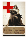 Red Cross Poster, C1918 Giclee Print by Alonzo Earl Foringer