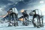 Star Wars-Hoth Prints