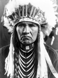 Nez Perce Native American Photographic Print by Edward S. Curtis