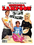 National Lampoon, November 1980 - Inside: Your Parents Having Sex, Punk Thanksgiving Prints
