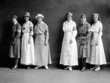 Red Cross Corps, C1920 Photographic Print