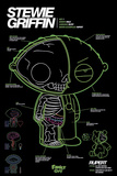 Family Guy-Stewie X-Ray Posters