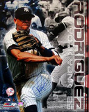 Alex Rodriguez Yankee Collage Photographie