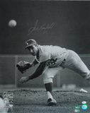 Sandy Koufax 65 WS Pitching Photographie