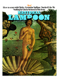 National Lampoon, May 1972 - Venus as a Man, How to Score with Chicks Prints