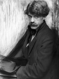 Alfred Stieglitz (1864-1946) Photographic Print by Gertrude Kasebier