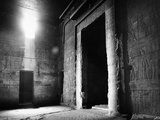 Egypt: Dendera: Temple Photographic Print