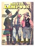 National Lampoon, April 1979 - April Fool Prints