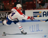 Chris Chelios Canadians Slap Shot Photo