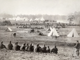 Civil War: Prisoners, 1864 Photographic Print