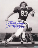 "Marty Lyons Alabama Portrait w/"" Roll Tide"" Insc Autographed Photo (Hand Signed Collectable) Photo"