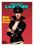 National Lampoon, February 1978 - Spring Fascism Preview Print