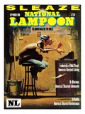 National Lampoon, September 1986 - Sleaze Prints