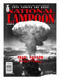 National Lampoon, December 1991 - Pearl Harbor: Nor Hard Feelings Posters