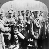 German Prisoners Of War Photographic Print