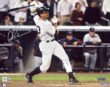 Alex Rodriguez ALDS Game 2 Two Run HR vs Twins Photographie
