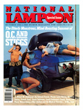 National Lampoon, October 1982 - O.C. and Stiggs Posters