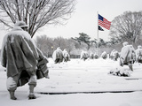 Korean War Memorial Photographic Print by Carol Highsmith