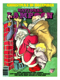 National Lampoon, December 1977 - Christmas in December Prints