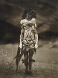Navajo Ritual, C1904 Photographic Print