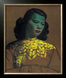 Chinese Girl Framed Giclee Print by Vladimir Tretchikoff