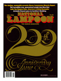 National Lampoon, December 1986 - 20th Anniversary Issue Prints