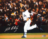Magglio Ordonez 2006 ALCS Running Bases graph Photo
