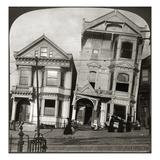 San Francisco Earthquake Prints