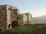 Holy Land: Ruins Photographic Print