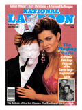 National Lampoon, December 1988 - The Playboy Wars Prints