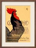 Cocorico, c.1899 Kunstdruck von Théophile Alexandre Steinlen