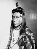 Shoshone Native American Lámina fotográfica