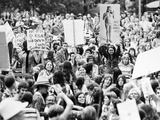Women&#39;s Lib, 1971 Photographic Print
