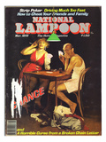 National Lampoon, March 1979 - Chance of Strip Poker Posters