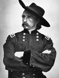 George Custer (1839-1876) Reproduction photographique