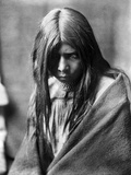 Apache Man, C1906 Photographic Print by Edward S. Curtis