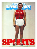 National Lampoon, April 1976 - Sports Affiches