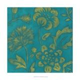 Gilded Batik II Giclee Print by Chariklia Zarris