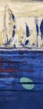 Blue Calm Waters I Kunst von  Kingsley