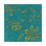 Gilded Batik I Giclee Print by Chariklia Zarris
