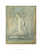 Contemporary Figure Study II Limited Edition by Ethan Harper